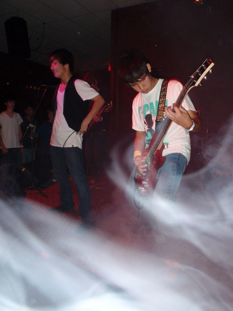 Band fog