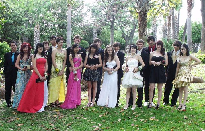 Noah prom group 2